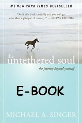 The Untethered Soul By Michael A. Singer  E-B00K