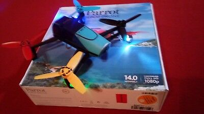 Parrot PARTY BEBOP bUnT 14 MP Full HD WIFI GPS Drone Drohne & many more ..!