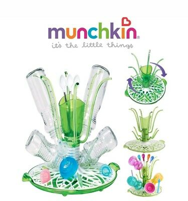 Munchkin Sprout Drying Rack For Baby Bottles, Utensils, Small Accessories