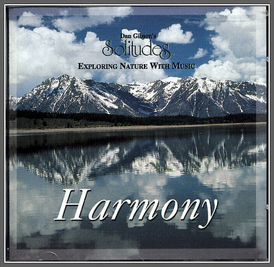 NEW,Sealed, Harmony Music CD,Exploring Nature with Music,Dan Gibson, Relaxation