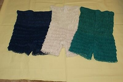 Square Dance Pettipants - Three Pairs