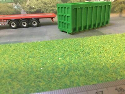 Would Suit 1:148 Scale N Gauge 4 Pkt 3d Printed 16 yrd Skip Yellow