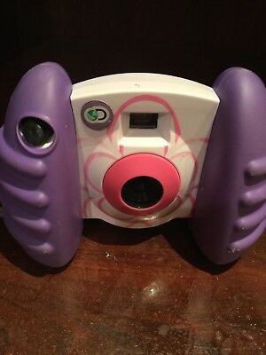Discovery Kids Digital Camera and Video, Pink & Purple, USB Compatible