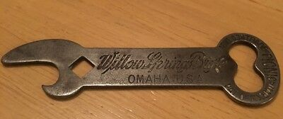 Willow Springs Brewing Co Prepro Opener