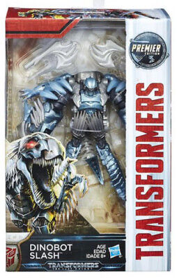 SLASH last knight transformers 5 premier edition action figure NEW movie DINOBOT