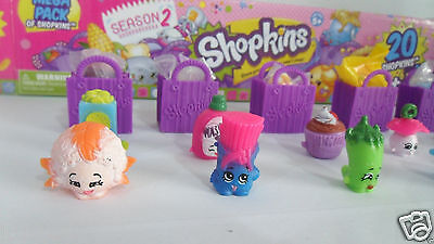 SHOPKINS Season 2 Ultra Rare Special Limited Edition 27 Pack Jewels Blind