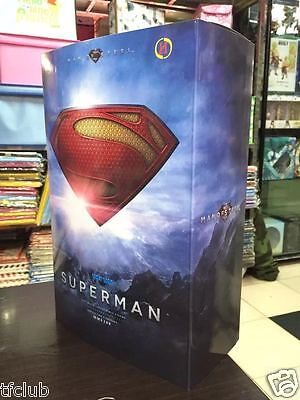 Brand New HCTOYS for HT 1/6 MMS200  DC Superhero Man of Steel Superman