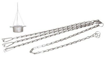 Keith Titanium Hanging Chain Camping Cookware Hanging Chain Only 28g Ti1600