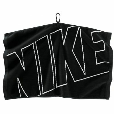 NIKE LOGO TOWEL -Golf Face Club Fitness Gym Sweat TOWEL 100% Cotton - Two Colors