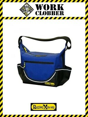 Rugged Xtremes Insulated Blue PVC Crib Bag RX05L106 NEW WITH TAGS!