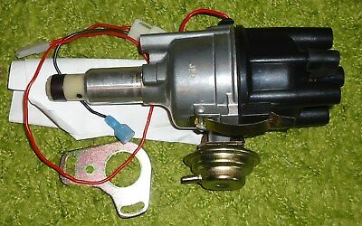 New Datsun Nissan L16 L18 L20B Electronic Ignition Distributor Complete inc post