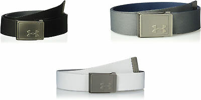 Under Armour Boys' Webbing 2.0 Belt, 3 Colors