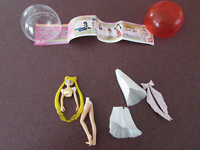 Sailor Moon Princess Serenity Capsule Trading Figure Toy