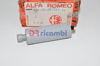 Interruttore Fuel Cut Off Alfa Romeo Alfa 60735668 - 119006504104