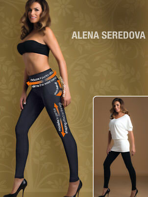 Push-Up Shaping Leggings - Reduces Silhouette by 1cm
