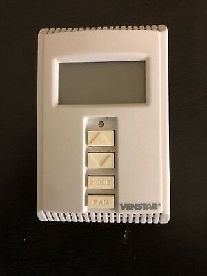 Venstar Wireless Thermostat 7 Day 2 Stage Heat/Cool ..Used...