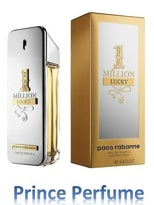 1 MILLION LUCKY PACO RABANNE EDT NATURAL SPRAY - 50 ml