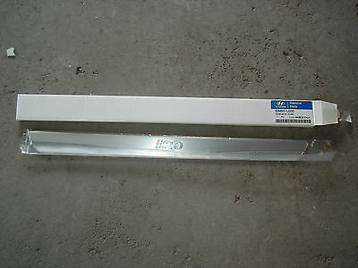 Hyundai I 20 Sill Guards