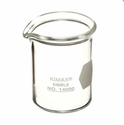Kimble/KIMAX Glass 150mL Graduated Low Form Griffin Beaker 12 Pack 14000-150