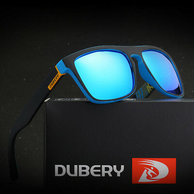 LE DUBERY Men's Polarized Sunglasses Outdoor Driving Men Women Sport Glasses Hot