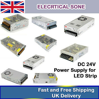 24V Universal Regulated Switching Power Supply transformer for LED Strip CCTV