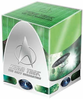 Star Trek: The Next Generation - The Complete Series (DVD, 2007, 49-Disc Set)