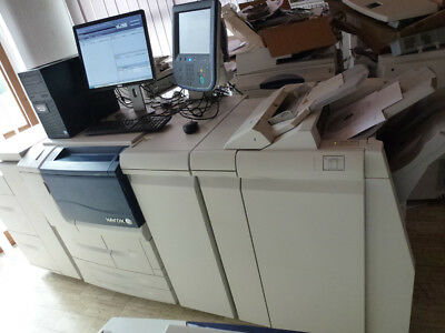 Xerox  D125 Printer, Produktionsdrucker - FreeFlow Print Server wie D110, D136