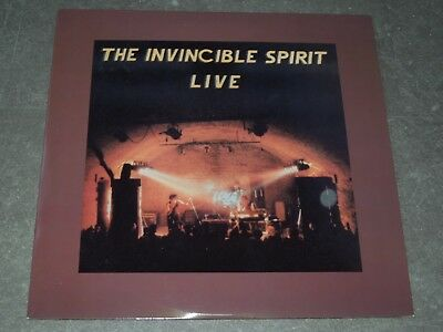 The Invincible Spirit, Live, Limited Edition, Doppel LP