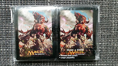 SALE!!! 80 UltraPro Deck Protector Sleeves Born of the Gods Neu&OVP Magic