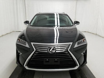 2016 Lexus RX AWD 4dr 2016 LEXUS RX350 BRAND NEW CONDITION ONE OWNER MINT CONDITION