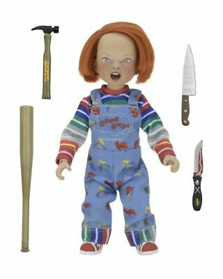 "Chucky – 8"" SCALE Clothed Retro Style Action Figure - Chucky - NECA"