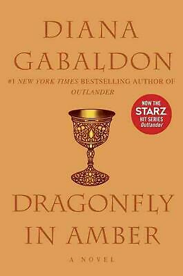 Dragonfly in Amber by Diana Gabaldon (English) Paperback Book Free Shipping!