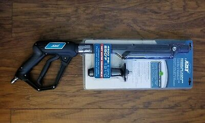Hot Water Pressure Washer Trigger Gun Over-Molded Grips 4500-PSI (20 in.)