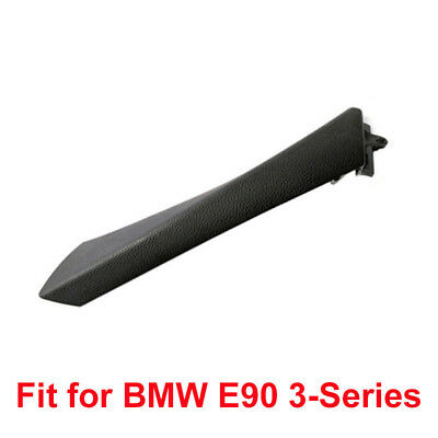 For BMW E90 3-Series Sedan Right Inner Door Panel Handle Outer Trim Cover New
