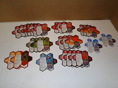 Heroscape Misc Lot  of 29 Cards - No figures