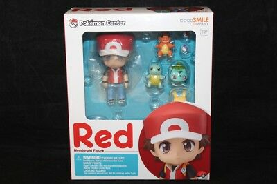 New Good Smile Company Pokemon Center RED Nendoroid Action Figure