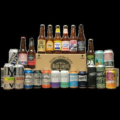 The Hottest 100 Aussie Craft Beers of 2017 Mixed 24 Pack
