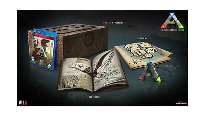 ARK : Survival Evolved New Collector's Edition Limited PS4 Sealed Playstation 4