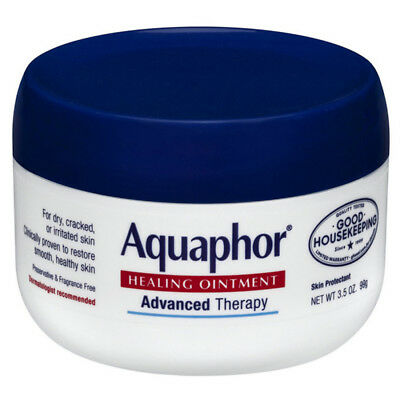 Aquaphor Healing Ointment Advanced therapy 3.5 oz 99 g