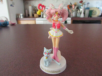 Sailor Moon Super S Chibimoon Trading Figure