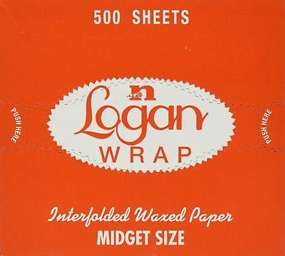 Logan Wrap interfolded Deli Wrap paper 500 sheets Small