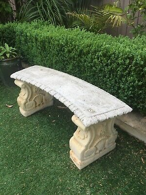 Outdoor Garden Bench Seat