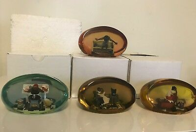 Annie Lee Paper Weights - Wholesale- Set of 4 - $40 - Free Shipping