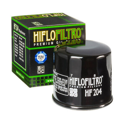 Hiflo Filters NEW Motorcycle ATV Jet Ski (see fitment) HF204 Oil Filter