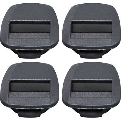 NEW Gaerne Mx SG-12 SG-10 G-React 4 Pack Black Replacement Strap Holders Passes