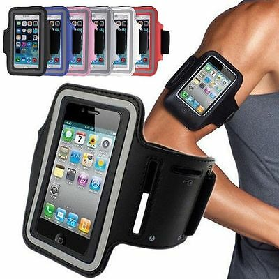 Armband Gym Running Sport Arm Band Cover Case for Apple iphone 6s Plus 5.5Inch~