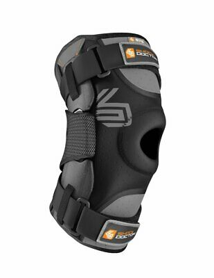 Shock Doctor Ultra Knee Support with Bilateral Hinges - 875