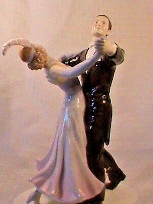 Royal Doulton Dance Collection THE FOX TROT HN 5445