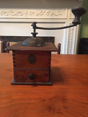 GOLDENBERG Coffee Grinder Vintage and Beautiful!