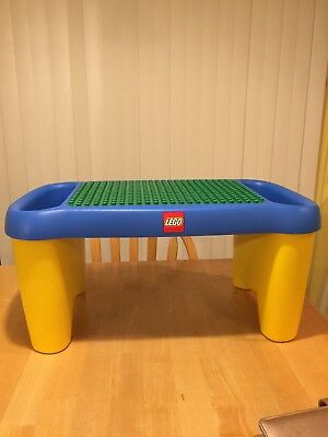 "LEGO DUPLO Lap Table Desk Side Storage Compartments 25""x12""x12 ..."
